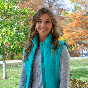 Maddy Miller - Admissions Counselor